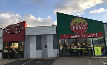 photo magasin Combs-la-Ville