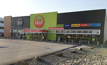 photo magasin Laval