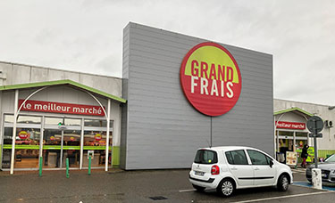 photo magasin Bourgoin-Jallieu