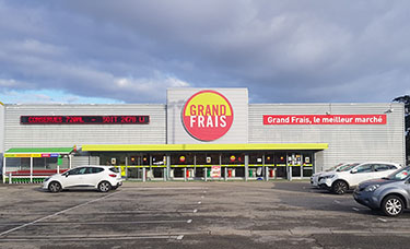photo magasin Romans-sur-Isère