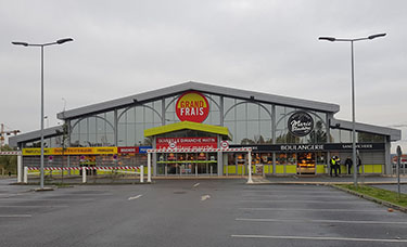 photo magasin Brétigny-sur-Orge