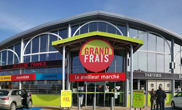 photo magasin Nevers