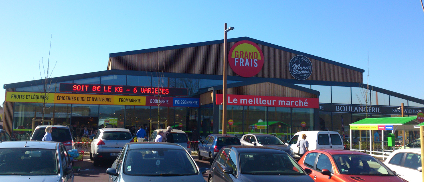 photo magasin Terville