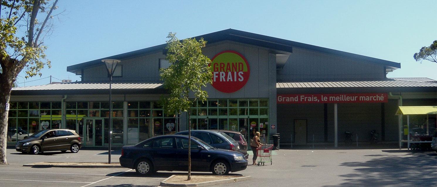 Votre magasin grand frais cannes la bocca plan horaires et promotions - Magasin de meuble cannes la bocca ...