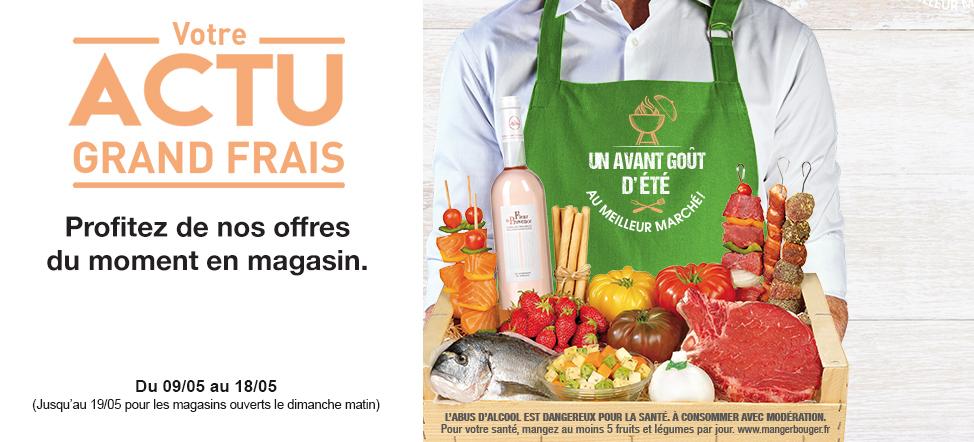 4625e963c26 Marché frais   produits frais et produits de saison - GRAND FRAIS