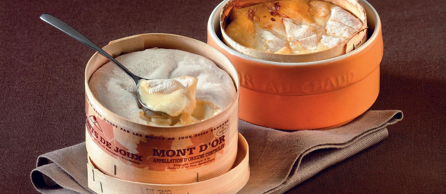 Mont d 39 or prix recettes et conservation grand frais - Mont d or four ...