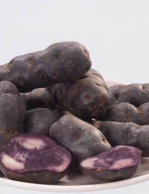 Pomme de terre vitelotte prix recettes et conservation grand frais - Conservation pommes de terre cuites ...