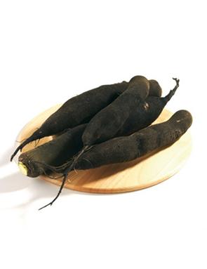 radis noir prix recettes et conservation grand frais. Black Bedroom Furniture Sets. Home Design Ideas