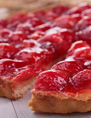 recette tarte aux fraises mascarpone ricotta pour 6 personnes grand frais. Black Bedroom Furniture Sets. Home Design Ideas