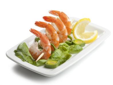 recette la salade de poireaux primeurs aux crevettes pour 6 personnes grand frais. Black Bedroom Furniture Sets. Home Design Ideas