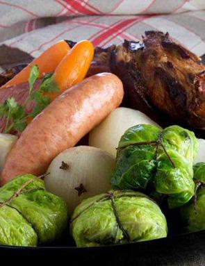 recette pot 233 e savoyarde et ballotin de chou vert pour personnes grand frais